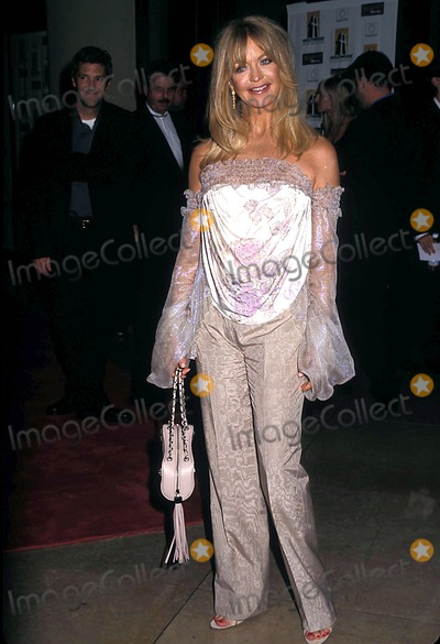 Goldie Photo - the Hollywood Awards Gala Ceremony at the Beverly Hilton Hotel in Beverly Hills California 10202003 Photo Phil Roach Ipol Globe Photos Inc 2003 Goldie Hawn