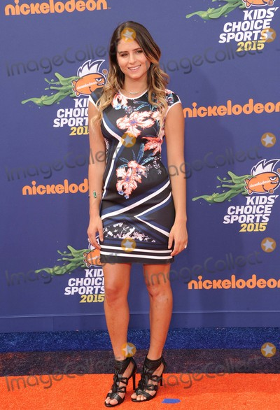 Anastasia Ashley Photo - Anastasia Ashley attending the Nickelodeon Kids Choice Sports Awards 2015 Red Carpet Held at the Uclas Pauley Pavilion in Westwood California on July 16 2015 Photo by D Long- Globe Photos Inc