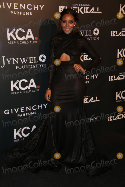 Angela Simmons Photo - Keep a Child Alives Black Ball 2014 Hammerstein Ballroom NYC October 30 2014 Photos by Sonia Moskowitz Globe Photos Inc 2014 Angela Simmons
