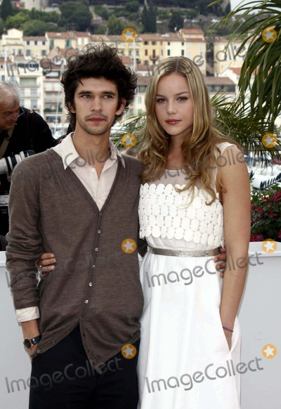 Ben Wishaw Photo - Bright Star Photo Call at the 2009 Cannes Film Festival at Palais Des Festival Cannes France 05-15-2009 Photo by Alec Michael-Globe Photos Inc 2009 Ben Wishaw and Abbie Cornish