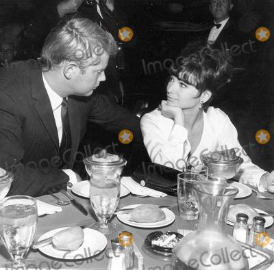 Troy Donahue Photo - Suzanne Pleshette and Troy Donahue 1964 Photo by Globe Photos