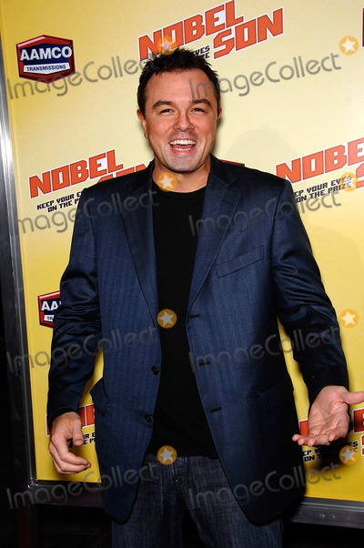 Seth MacFarlane Pictures and Photos