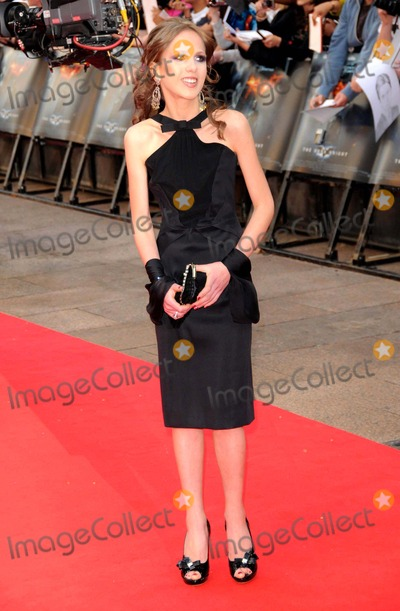 Anouska Beckwith Photo -  002315 Anouska Beckwith the Dark Knight Premiere-arrivals-odeon Leicester Square London United Kingdom Photo by Henry Davenport-richfoto-Globe Photos Inc 07-21-2008