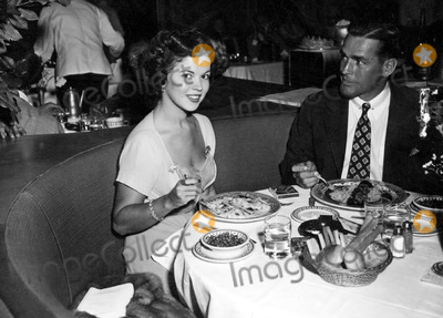 Shirley Temple Black Photo - Shirley Temple and Charles Black Supplied by Globe Photos Inc