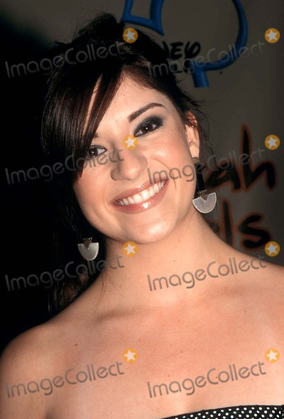 CHEETAHS GIRLS Photo - the Cheetah Girl S Premiere at LA Guardia High School For Music and Arts and Performing Arts New York City 08052003 Photo Barry Talesnick Ipol Globe Photos Inc 2003 Anneliese Van Der Pol