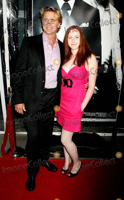 John Schneider Photo - American Gangster Los Angeles Industry Screening Arclight Theatres Hollywood CA 102907 John Schneider and Daughter Photo Clinton H Wallace-photomundo-Globe Photos Inc