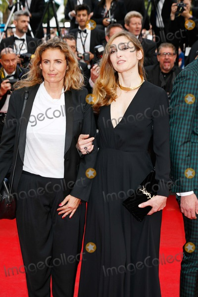 Julie Gayet Photo - Lisa Azuelos Julie Gayet Saint-laurent Premiere Cannes Film Festival 2014 Cannes France May 17 2014 Kurt Krieger