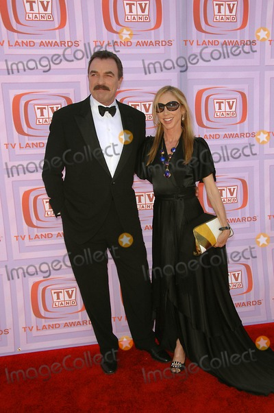 Jillie Mack Photo - Tom Selleck and Jillie Mack the 7th Annual Tv Land Awards Held at the Universal City Gibson Amphitheatre in Los Angeles  California 04-19-2009 Photo by Michael Germana-Globe Photos Inc