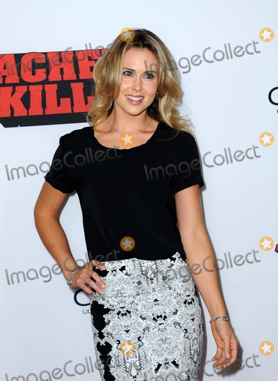 Anna Hutchinson Photo - Anna Hutchinson attending the Los Angeles Premiere Machete Kills Held at the Regal Cinemas LA Live in Los Angeles California on October 2 2013 Photo by D Long- Globe Photos Inc