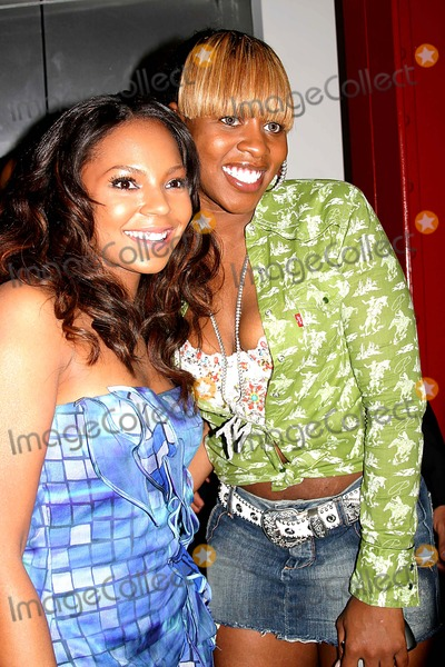 Remy Ma Photo - Launch Party For Sneakerluxe and Its Jacob  CO Sneaker Collection Manhattan Motors New York City 09-13-2005 Photo Mitchell Levy  Rangefinder  Globe Photos Inc 2005 Ashanti and Remy MA