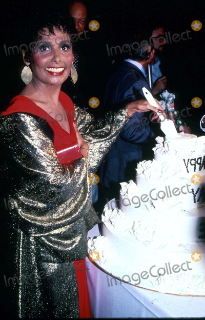 Lena Horne Photo - Lena Horne Photo Globe Photos Inc