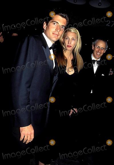 John f Kennedy jr Wife John f Kennedy jr And Wife