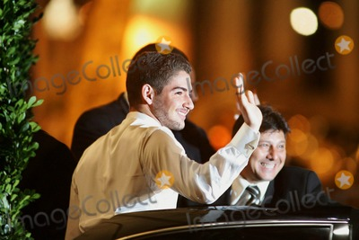 Alexandre Pato Photo - Brazil and Ac Milan Star Alexandre Pato Wedding with Brazilian Actress Sthefany Brito at Sao Francisco de Paula Church in Rio de Janeiro  Brazil 07-07-2009 Photo by Cityfiles-Globe Photos Inc Alexandre Pato