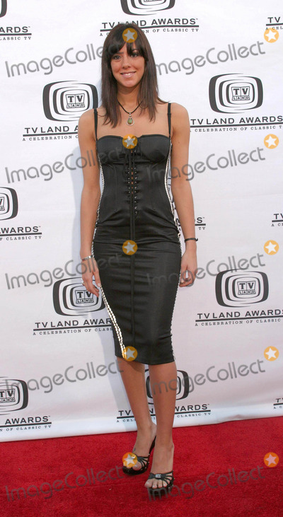 Jenna Morasca Photo - Tv Land Awards a Celebration of Classic Tv at the Hollywood Palladium in Hollywood CA 03072004 Photo by Ed GelleregiGlobe Photos Inc 2004 Jenna Morasca