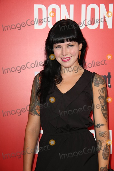 Alexis Krauss Photo - Don Jon New York Premiere the Sva Theater NYC September 12 2013 Photos by Sonia Moskowitz Globe Photos Inc 2013 Alexis Krauss
