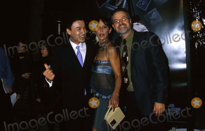 Christine Boisson Photo - Joong Hoon-park Jonathan Demme and Christine Boisson World Premiere the Truth About Charlie the Academy of Motion Picture Arts and Sciences Beverly Hills CA October 16 2002 Clinton Wallaceipol IncGlobe Photos Inc I7091chw