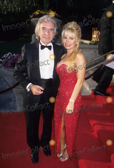 Arthur Hiller Photo - Arthur Miller with Suzan Hughes at the 1996 Sheba Award Dinner Honoring Arthur Hiller 1996 K5197fb Photo by Fitzroy Barrett-Globe Photos Inc