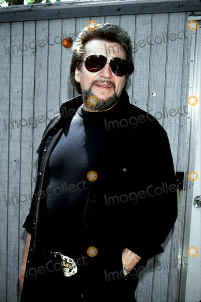 Waylon Jennings Photo - Waylon Jennings Photostephen TruppGlobe Photos Inc