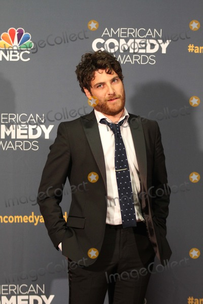 Adam Pally Photo - American Comedy Awards Held at the Hammerstein Ballroom in Manhattan Bruce Cotler 2014 Press Room Adam Pally Photos Embargoed Until May 8
