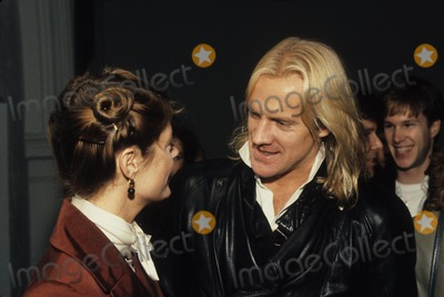 Alex Godunov Photo - Alex Godunov with Susan Sarandon N1770 Supplied by Globe Photos Inc
