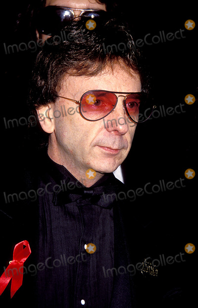 Phil Spector Photo - Phil Spector Photo Bymichael FergusonGlobe Photos Inc 1993 Philspectorretro