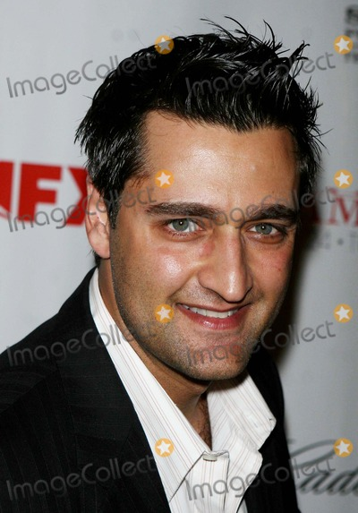 DONNIE KESHAWARZ Photo - Premiere of Damages the Regal Theater W42st Date 07-19-07 Photos by John Barrett-Globe Photosinc Donnie Keshawarz