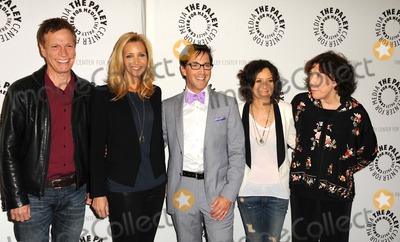 Sara Gilbert Photo - Don Roos Lisa Kudrow Dan Bucatinsky Sara Gilbert Lily Tomlin attending the Acclaimed Showtime Comedy Series an Evening with Web Therapy Held at the Paley Center For Media in Beverly Hills California on July 16 2013 Photo by D Long- Globe Photos Inc