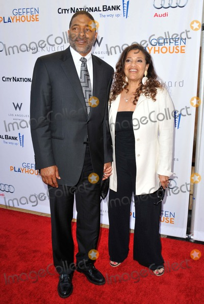 Norm Nixon Photo - Debbie Allen Norm Nixon attending the Annual Fundraiser Backstage at the Gaffen Held at the Geffen Playhouse in Westwood California on May 13 2013 Photo by D Long- Globe Photos Inc