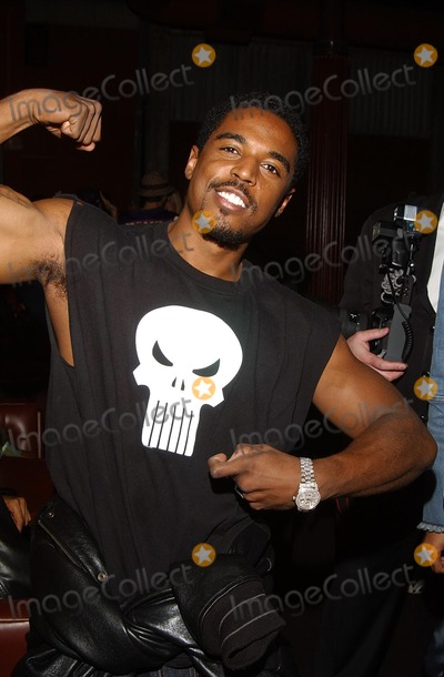 Merlin Santana Photo -  American Music Awards After Party Hosted by Nelly Deep Hollywood CA 01092002 Merlin Santana Photo by Amy GravesGlobe Photosinc