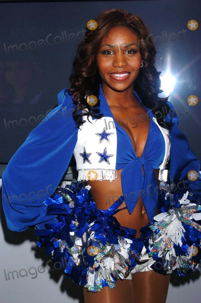 Dallas Cowboys Cheerleaders Photo - The Dallas Cowboys Cheerleaders Host a Coctail Reception at the 4040 Club to Celebrate the 2007 Nfl Post Season 4040 Club New York NY Copyright 2007 John Krondes - Globe Photos Photo by John Krondes Nicole Hamilton (Dallas Cowboys Cheerleaders)
