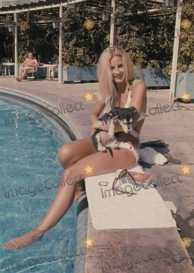 Jill Ireland Photo - Jill Ireland W3767 Supplied by Globe Photos Inc
