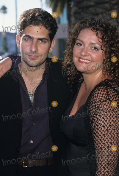 Aida Turturro Photo - Michael Imperioli with Aida Turturro the Sopranos Academy of Television Arts and Sciences in North Hollywood  Ca 2000 K19299tr Photo by Tom Rodriguez-Globe Photos Inc