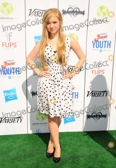 Sierra McCormick Photo - Sierra Mccormick attending the 7th Annual Varietys Power of Youth Event Held at Universal Studios Backlot in Universal City California on July 27 2013 Photo by D Long- Globe Photos Inc