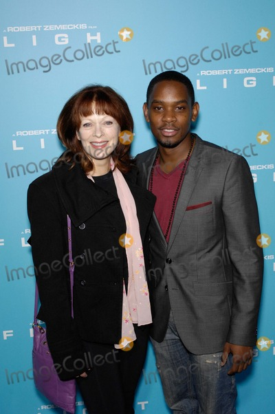 Aml Ameen Photo - Frances Fisher and Aml Ameen During the Premiere of the New Movie From Paramount Pictures Flight Held at the Arclight Cinema on October 23 2012 in Los Angeles Photo Michael Germana - Globe Photos