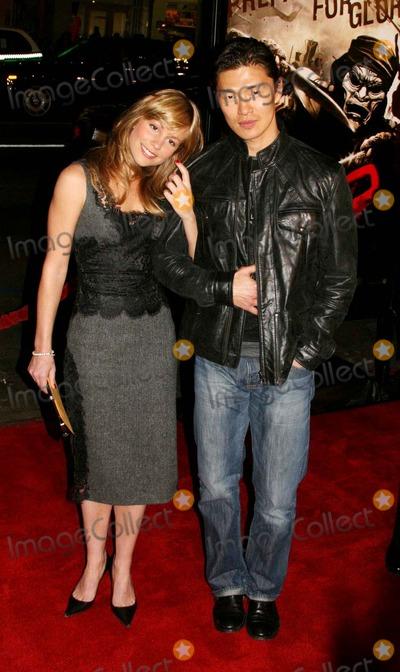Rick Yune and Nathalie von Bismarck Photos Photos ...  Rick Yune Girlfriend