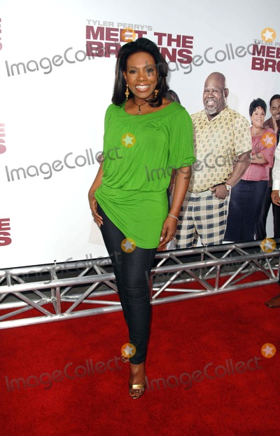 Sheryl Lee Ralph Photo - World Premeire of Tyler Perrys Meet the Browns at the Arclight Cineramadome in Hollywood CA 03-13-2008  Sheryl Lee Ralph Photo James Diddick-Globe Photos Inc 2008