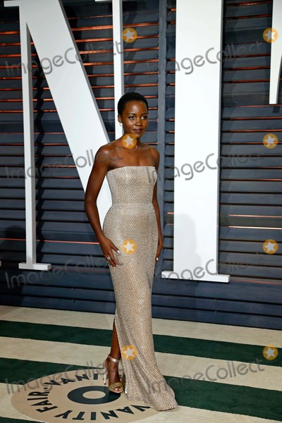 Lupita Nyongo Photo - Lupita Nyongo Vanity Fair Oscar Party 2015 Beverly Hills CA February 22 2015 Roger Harvey