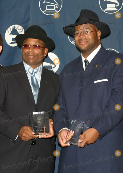 Jimmy Jam Photo - Terry Lewis and Jimmy Jam - 2004 Recording Academy Membership Awards Luncheon - Beverly Hills Hotel Beverly Hills CA - 06082004 - Photo by Nina PrommerGlobe Photos Inc2004
