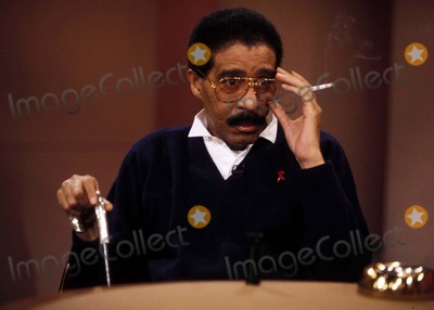 Richard Pryor Photo - Richardpryorretro L4879st Taping of Donahue Show Richard Pryor 02-16-1993 Photo by Stephen Trupp-Globe Photos