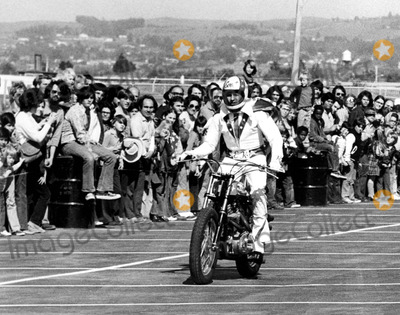 Evel Knievel Photo - Evel Knievel Russ ReedGlobe Photos Inc