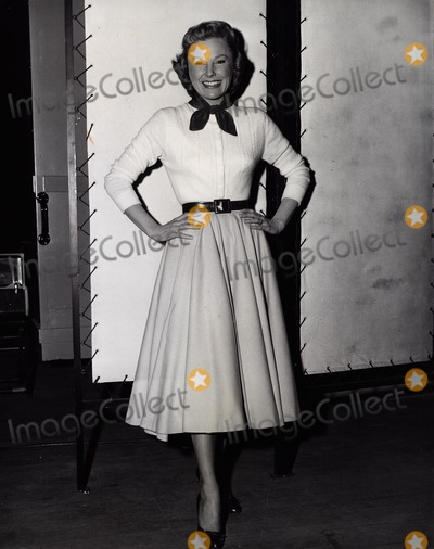 June Allyson Photo - June Allyson the Mcconnell Story Supplied by Globe Photos Inc