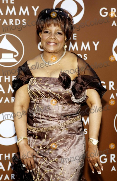 Pastor Shirley Caesar Photo - 48th Grammy at Staples Center in Los Angeles  CA 02-08-2006 Globe Photosinc Pastor Shirley Caesar