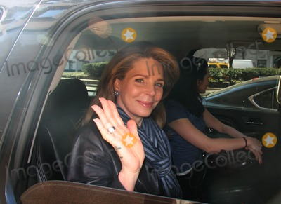 Queen Noor of Jordan Photo - Former Queen Noor of Jordan Leaving the Asia Society in New York City February 18th 2011 photo by William Regan- Globe Photos Inc 2011former Queen