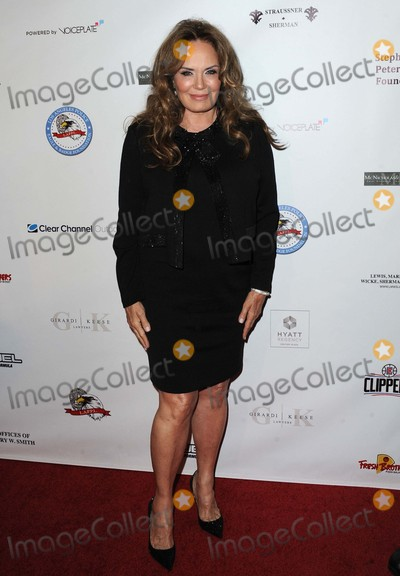 Catherine Bach Photo - Catherine Bach attending the 14th Annual Eagle and Badge Foundation Gala Held at the Hyatt Regency Plaza Hotel in Los Angeles California on October 17 2015 Photo by David Longendyke-Globe Photos Inc