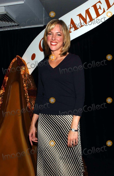 Amy Henry Photo - Hersheys Kisses Party to Launch New Kiss Filled with Caramel at Empire State Building  New York City 04282004 Photo Ken Babolcsay IpolGlobe Photosinc 2004 Amy Henry