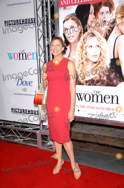 Annette Benning Photo - Annette Benning During the Premiere of the New Movie From Picturehouse the Women Held at the Mann Village Theatre on September 4 2008 in Los Angeles Photo Michael Germana- Globe Photos