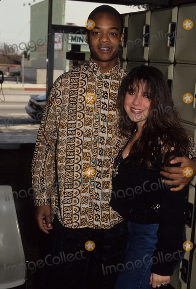 Soleil Moon Frye Photo - Todd Bridges with Soleil Moon Frye Photo by Craig Skinner-Globe Photos Inc