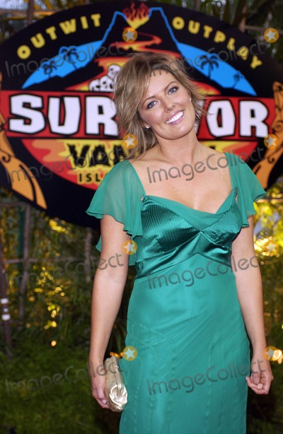 Ami Cusack Photo - Survivor Vanuatu--island of Fire Finale Cbs Television City Stage 36 Hollywood California 12-12-2004 Photo by Valerie Goodloe-Globe Photos 2004 Ami Cusack