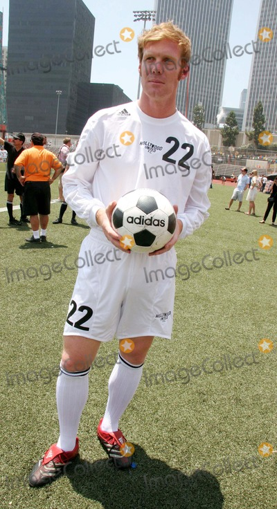 Alexi Lalas Photo - Soccer For Survivors Celebrity Soccer Match Hosted by the Hollywood United Football Club Beverly Hills High School Beverly Hills CA 07-22-07 Alexi Lalas Photo Clinton H Wallace-photomundo-Globe Photos Inc