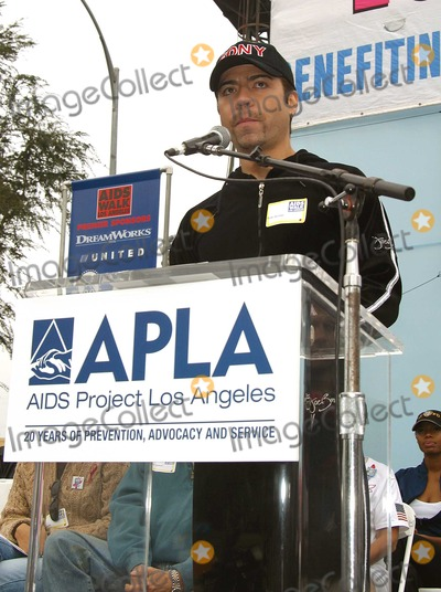 Rudy Galindo Photo - Rudy Galindo K26843mr 18th Annual Aids Walk Los Angeles Opening Ceremony at Santa Monica and San Vicente Blvd Los Angeles CA Oct 20 2002 Photo by Milan RybaGlobe Photos Inc